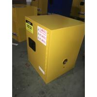 Quality 4 Gallons Flammable Safety Cabinets Storage For Gas Station Combustibles for sale