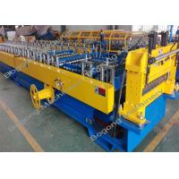 Shutter Door Custom Roll Forming Machine Cr12 Cutting Tool With Electric Control System Manufactures