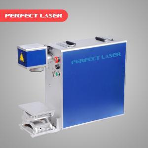 China Portable Fiber Laser Marking Machine 10w 20W 30W 50w Free Maintenance on sale