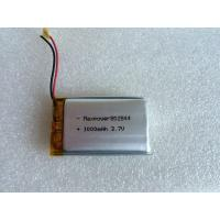 China 802844 1000mAh 3.7V Lithium Ion Polymer Batteries IEC62133 Medical Device on sale