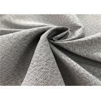 High Stretch Coated Polyester Fabric , Durable Breathable Fabric 57 Inch Width Manufactures