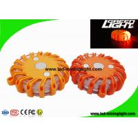 Rechargeable Safety LED Road Flares , Portable Emergency Warning Strobe Lights for Undercarriage Lighting Manufactures