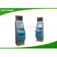License Based Self Service Ticket Machines At Railway Stations LED Display Manufactures