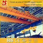 CCTV brand QL model auxiliary hook electromagnetic overhead bridge crane Manufactures