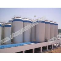 China insulated storage tank designed by Prettech on sale