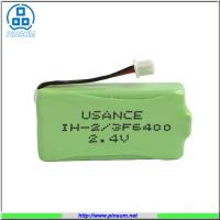 Ni-MH Rechargeable battery 1H-2 3F6400 2.4V Manufactures