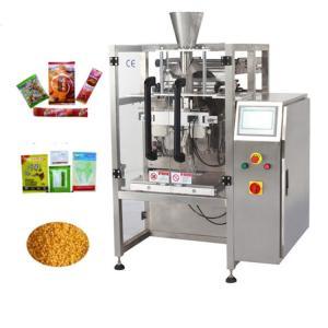 High accuracy masala pepper powder salt packing machine Manufactures