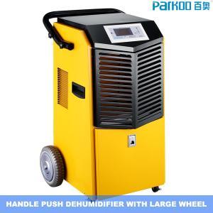 China Industrial Energy Efficient Dehumidifier , Home Air Purifing Dehumidifier on sale