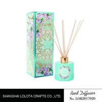 Customized Fragrance Room Fragrance Reed Diffusers Color Painting For Home Decoration Manufactures