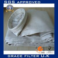 PTFE Teflon Fiberglass Filter Bags For Industrial Dedusting With High Strength Manufactures