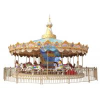 China Professional Theme Park varied Carousel Rides 3-36 seats for sale made in china on sale