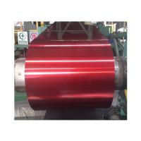 China Coloured 1060 Aluminium Alloy Sheet Painted Aluminum Coil For Roofing ASTM on sale