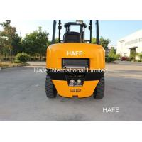 Diesel FD30T Industrial Forklift Truck 6m Container Mast And 6° / 12° Mast Tilt Angle Manufactures