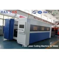 500W to 3000W Fiber Laser Cutter Sheet Metal Laser Cutting Machine 100, 000 Hours  Lifetime Manufactures