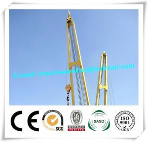 Marine Steel Wire Crane Convenient For Shipyard Welding Machine Manufactures