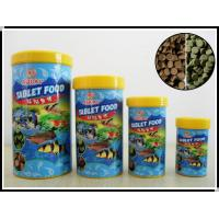 Tablet fish feed Manufactures