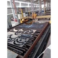 China Industrial CNC Plasma Cutting Machine Double Driver With Internal Motion on sale