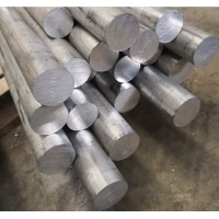 6061 T6 Solid Aluminum Round Bar 4000mm For Aircraft Industry Manufactures
