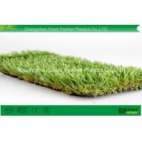 Green Human - Friendly Playground Artificial Grass For Swimming Pool Manufactures