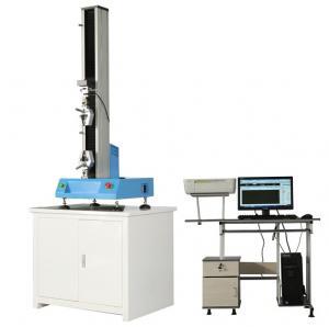 China UTM- 5KN  Single Column Digital Display Electronic Universal Testing Machine Model ETM-5A on sale