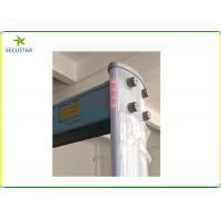 Sound Light Alarm Archway Metal Detector With Self Diagonal / Calibration Function Manufactures