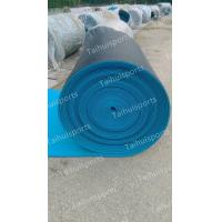 Shock Absorbing Artificial Turf Padding With Seaming Tape Abrasion Resistance Manufactures