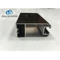 Machinable Anodized Aluminium Extrusion Profiles ISO 9001 Anodized Aluminum Profile Manufactures