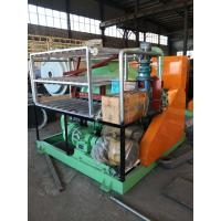 Durable Paper Egg Tray Forming Machine Controlled By Computer With High Efficiency Manufactures