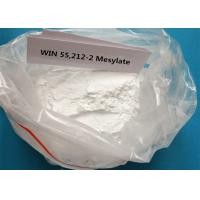 Pharmaceutical Raw Powder WIN 55,212-2 Mesylate For Erectile Dysfunction Manufactures