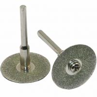 20mm Diamond Saw Blades For Stone Cutting Discs Shank Dremel Drill Fit Rotary Tool Manufactures