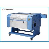 Water Chiller 60W 80W CO2 Wood Leather Fabric Fast Speed Laser Engraving Machine Manufactures