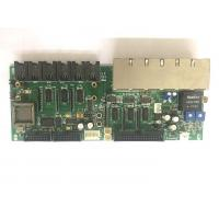 FR4 Material Through Hole PCB Assembly , QFN Green Printed Circuit Board Manufactures