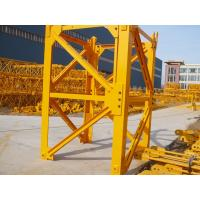 construction Tower Crane Mast Section Replaceable For elevator , L46A1 Manufactures