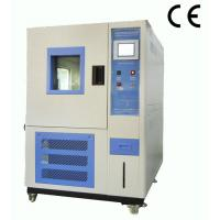 China 150L Temperature And Humidity Controlled Cabinets Of High / Low Temperature Test on sale