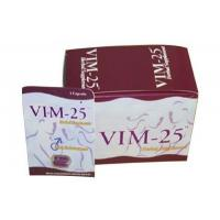 Vim-25 Fast-Acting Natural Male Sex Enhancement Pills With All Herbal For Health Care Manufactures