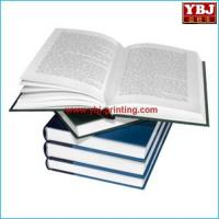 hardcover book for classic printing, hardbook printing service Manufactures