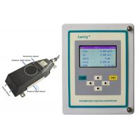 Compact Design Area Velocity Flow Meter For Open Channel Partially Filled Pipe Manufactures