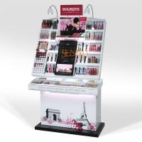 China POS Display Stands Retail Cosmetic Makeup Organizer Full Set Custom on sale