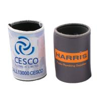 Multi Color Beer Can Cooler Bag Customized Size With Heat Preservation Manufactures