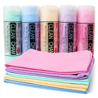 100pcs /CTN PVA Chamois Cooling Towel Car Shammy Towel High Water Absorption Manufactures