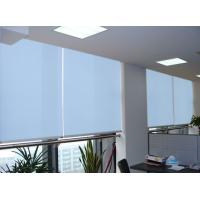 Latest designs vertical sunscreen fabric indoor smart blind for window Manufactures