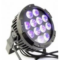 Quality High Quality Outdoor Waterproof 12pcs*18w 6in1 RGBWA uv Led  Wash Slim Par Light for sale