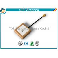 Mobile PCB Internal GPS Antenna GPS Patch Antenna 20 Dbi ROHS Compliant Manufactures