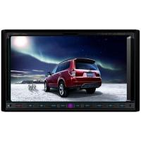 7.0 inch double din  with touch screen car dvd Manufactures