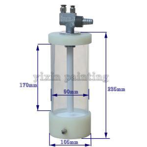 China Mini Powder Coating Fluidizing Hopper For Automatic Powder Coating Equipment on sale