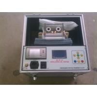 Buy cheap IIJ-II-60KV/80KV/100KV Fully automatic Insulating oil dielectric strength tester from wholesalers