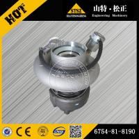 China Supply PC220-8 excavator turbocharger 6754-81-8190,email:bj-012@stszcm.com on sale