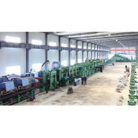 Milling Saw ERW Tube Mill Making Machine For Oil / Gas API 5L 5CT Standard Manufactures