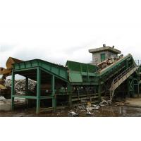 Waste Iron Or Steel Shredder Machine Processed Into Lumps Or Granules