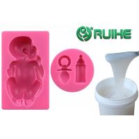 Tin Cured  / Platinum Cured Silicone Mold Making Rubber raw Material 12 Months Potlife Manufactures